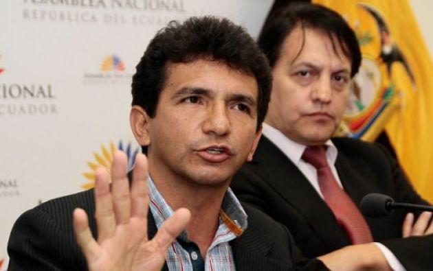 Jiménez se mantiene prófugo desde que fue condenado.
