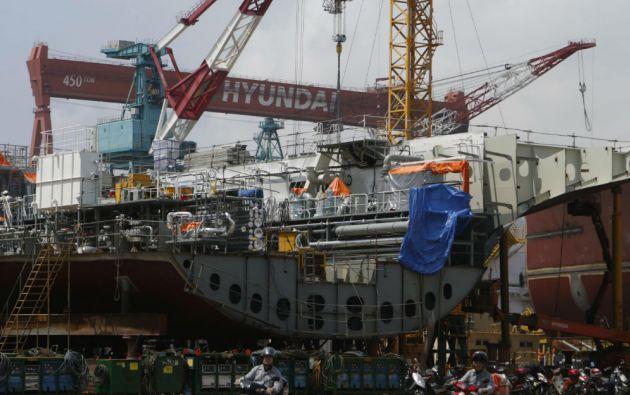 El milagro económico surcoreano ha sido y sigue siendo objeto de estudio de numerosos economistas, especialmente en Latinoamérica. Foto:REUTERS