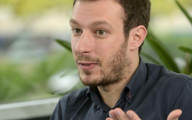 Juan Merodio, autor de ocho libros sobre Marketing Digital. Ha dirigido varios programas en redes sociales. Foto: César Mera
