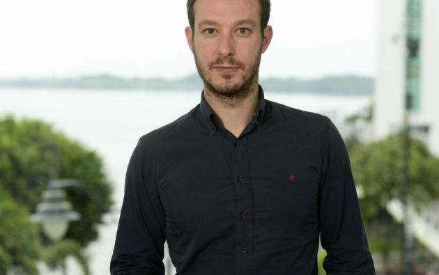 Juan Merodio, español, experto en Marketing Digital y Redes Sociales. Foto: César Mera
