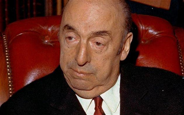 Neruda fue el ganador del Premio Nobel de Literatura en 1971.