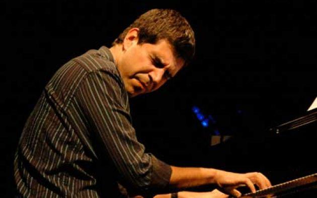 André mehmari es uno de los músicos que se suman a este festival de Jazz en Brasil.