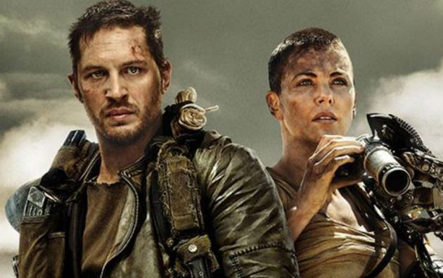 La película es protagonizada por Tom Hardy y Charlize Theron.
