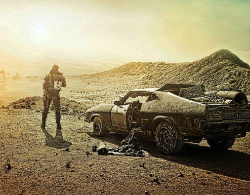 """""""Mad Max: Fury Road"""" se preestrenará en el Gran Teatro Lumière de Cannes al día siguiente de la apertura del festival."""