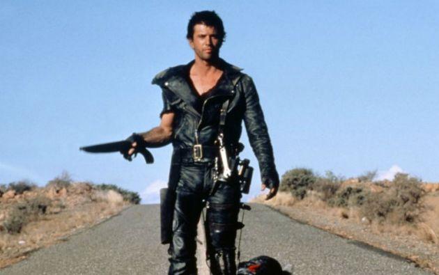 Mel Gibson interpretó al héroe postapocalíptico en la trilogía Mad Max (1979 - 1985).