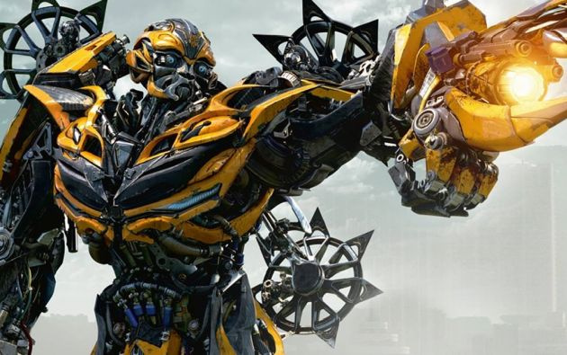 """""""Transformers: Age of Extinction"""" superó en 2014 los 1.000 millones de recaudación en taquilla. Fotos: Facebook / Transformers."""