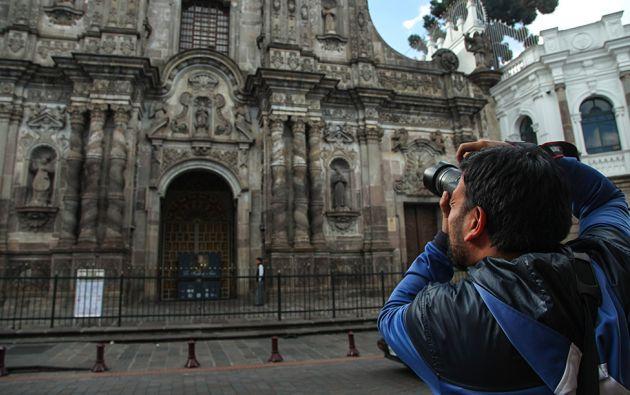 La Compañía. Foto: Ministerio de Turismo