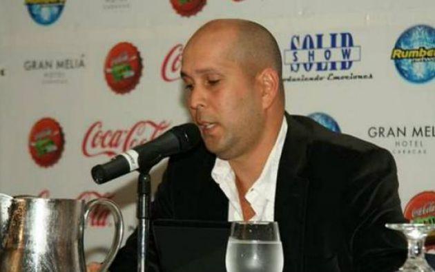 Juan Carlos Araujo fue detenido junto a un sargento de la Fuerza Armada venezolana (FANB) por su presunta relación con el tráfico de cocaína. Foto: Twitter.