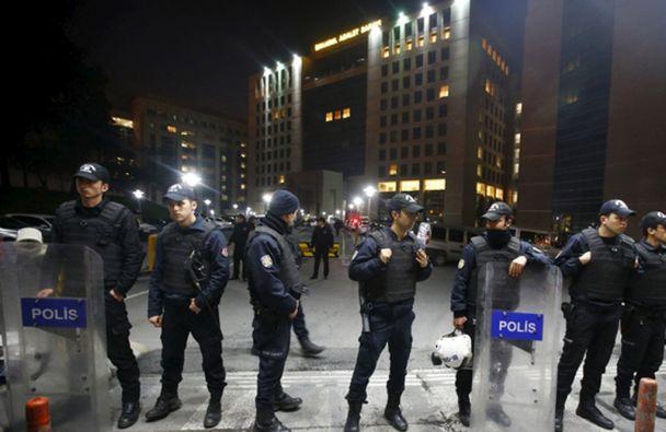El secuestro del fiscal ocurrió en el Palacio de Justicia de Estambul. Foto: REUTERS