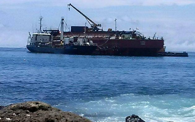 Foto: Consejo de Gobierno de Galápagos