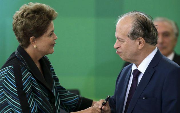 Nuevo ministro de Educación, Renato Janine Ribeiro. Foto: REUTERS