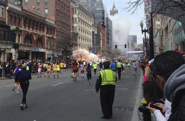 Los atentados en la maratón de Boston de 2013 dejaron tres muertos y 260 heridos. Foto: REUTERS
