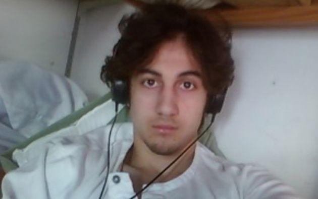 El jurado deberá decidir si Dzhokhar Tsarnaev es culpable de los 30 cargos que enfrenta, entre ellos 17 que acarrean la pena de muerte. Foto: REUTERS