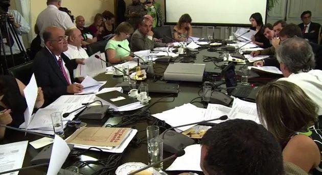 Congreso de Chile. Foto: Captura de video