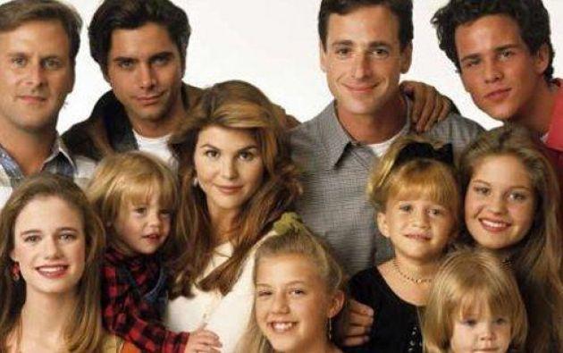 """a nueva serie se llamará """"Fuller House""""."""
