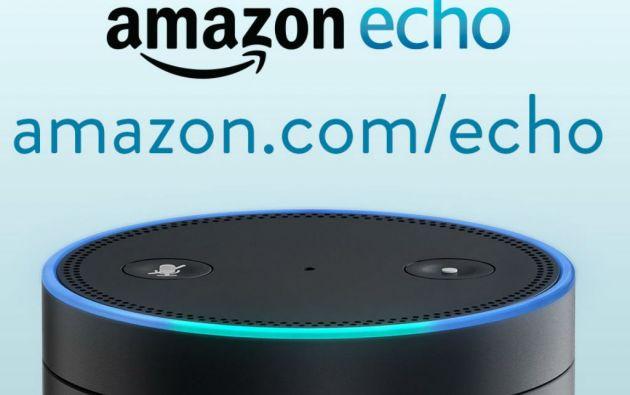 El equipo fue introducido al mercado en noviembre del año pasado como Amazon Echo.