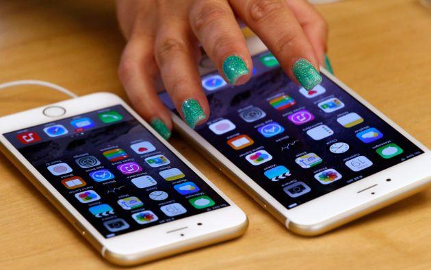 Los nuevos emoticones están disponibles para los usuarios de iPhone y iPad desde este miércoles. Foto: REUTERS