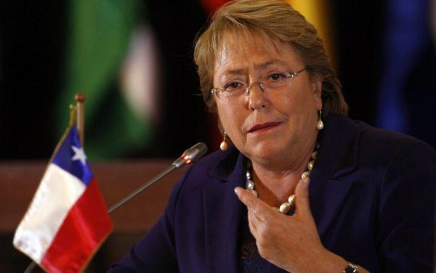 Bachelet, que llegó al gobierno prometiendo acabar con los privilegios de los poderosos, ha sufrido una brusca caída de su popularidad por este caso.