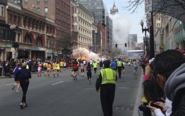 Los atentados en la maratón de Boston (2013) dejaron 3 muertos y 260 heridos. Foto: REUTERS