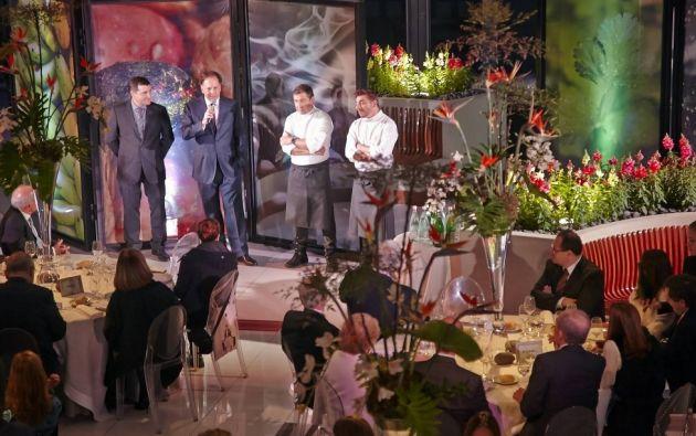 Este es el segundo tour que realiza el restaurante. Se hizo el año pasado en Houston, Dallas, Monterrey, México DF, Bogotá y Lima. Fotos: BBVA Celler Tour.