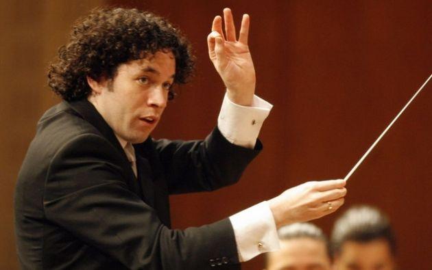 """El director venezolano Gustavo Dudamel actuará por primera vez en la Ópera de Viena con el """"Turandot"""" de Puccini."""