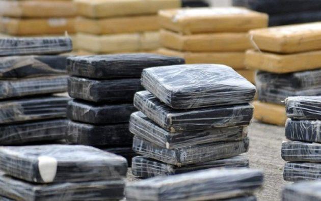 El cargamento, valorado en 5,2 millones de euros, iba oculto en un contenedor de muebles.