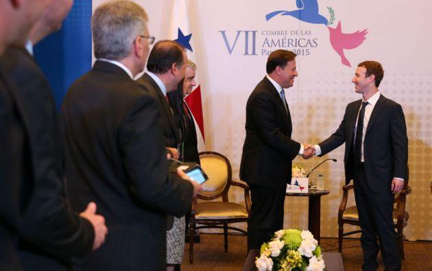Foto: Cumbre de las Américas Panamá 2015