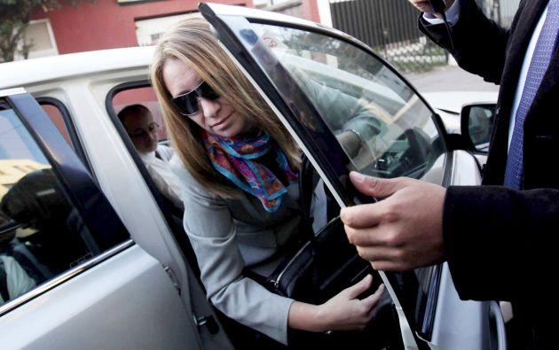 Natalia Compagnon. Foto: REUTERS
