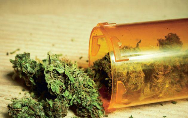 A los 137 pacientes que participaron en el estudio se les administró cannabidiol, un componente no psicoactivo de la marihuana.