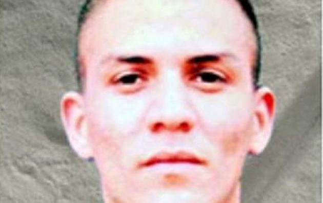 Hidalgo lideraba bandas delictivas, siendo su especialidad, los asaltos, robos, homicidios y asesinatos. Foto: Ministerio del Interior.