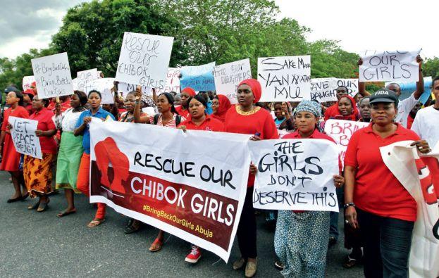 El secretario general de AI indicó que las niñas de Chibok son solo una pequeña parte de las mujeres y niñas que han sufrido la brutalidad de Boko Haram.