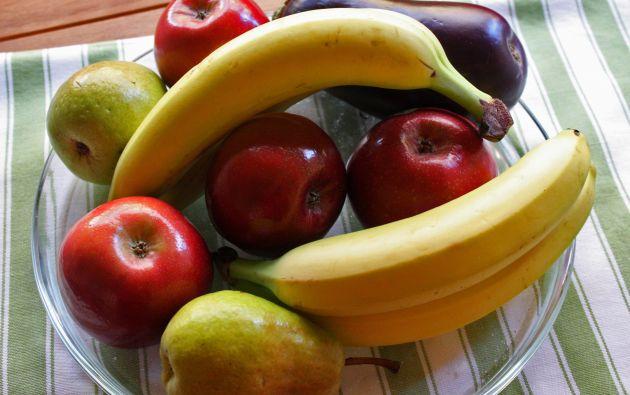 Tirado recomienda comer menos carne e ingerir, en cambio, más frutas y vegetales.