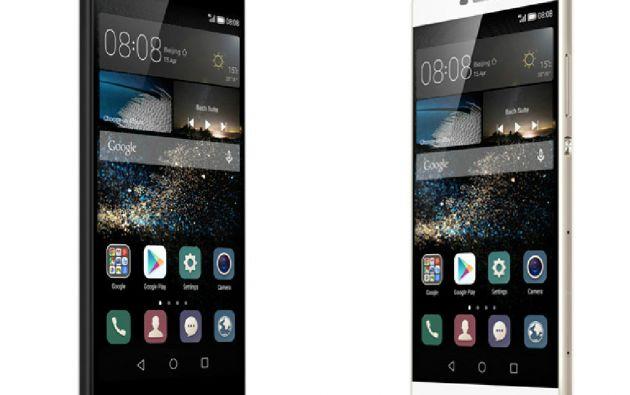 El teléfono P8 cuenta con una pantalla de 5,2 pulgadas, un cuerpo de metal y una cámara de 13 megapíxeles.