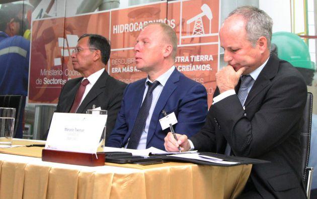 Foto: Flickr / Ministerio coordinador de Sectores Estratégicos