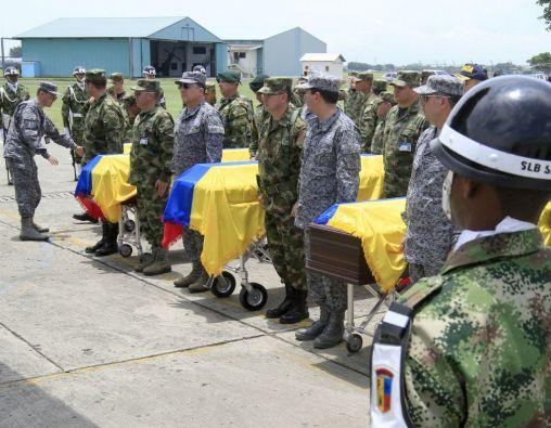 La indignación en Colombia ante el mortal ataque ha generado propuestas para redefinir el proceso de paz. Foto: REUTERS