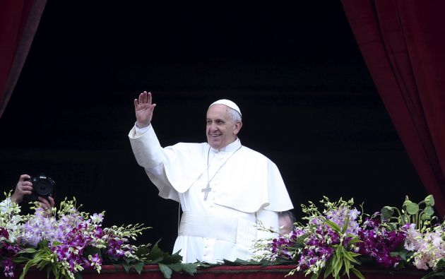 Aunque los detalles de la permanencia del papa en El Quinche aún no se confirman, la seguridad ya se planifica. Foto: Archivo / REUTERS.