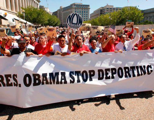 El Plan Estratégico Federal sobre Integración de Inmigrantes y Refugiados busca ayudar a convertirse en estadounidenses a 8,8 millones de residentes permanentes en el país. Foto: REUTERS