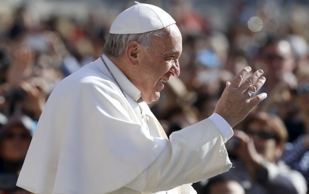 La visita del papa a Cuba podría realizarse como primera etapa del periplo por Estados Unidos. Foto: REUTERS.