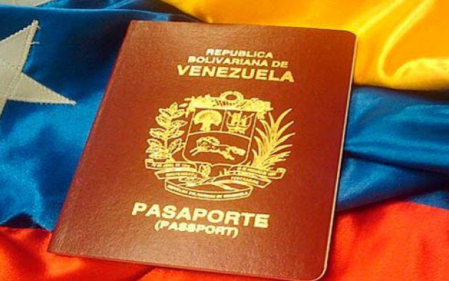 """La Cancillería venezolana informó , que """"no ha emitido documentación diplomática"""" a nombre de Tulio Antonio Hernández Fernández y Gabriel Ignacio Gil Yánez."""