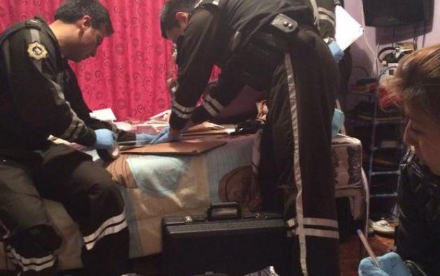 Se realizaron 15 allanamientos en ambas localidades, en los cuales se detectó a los migrantes. Foto: Fiscalía.