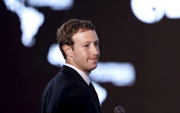Zuckerberg defendió hoy en el blog de Facebook a Internet.org al señalar que es una alianza con gobiernos y operadores de telefonía móvil. Foto: REUTERS.