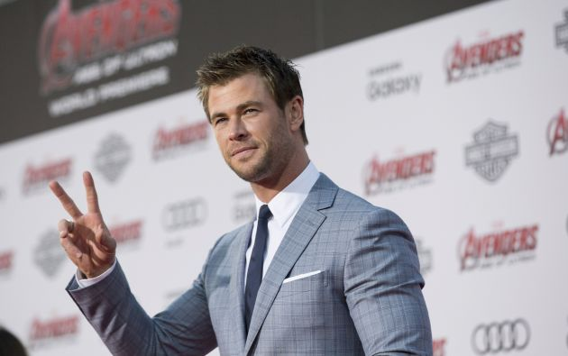Chris Hemsworth. Foto: REUTERS