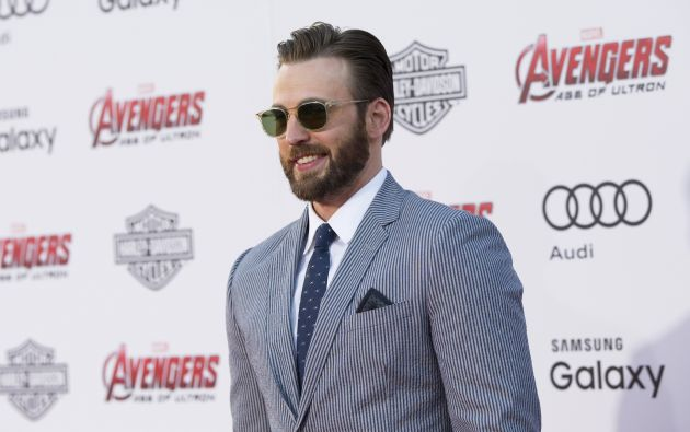 Chris Evans. Foto: REUTERS