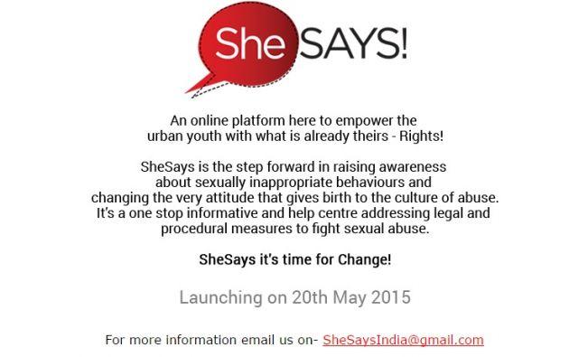El sitio será lanzado el 20 de mayo próximo. Actualmente la página muestra este mensaje.