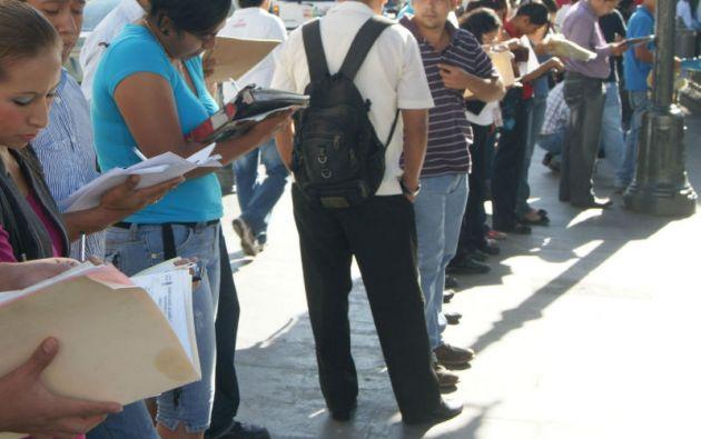 La informalidad juvenil en la región afecta a 27 millones de trabajadores de entre 15 y 24 años.