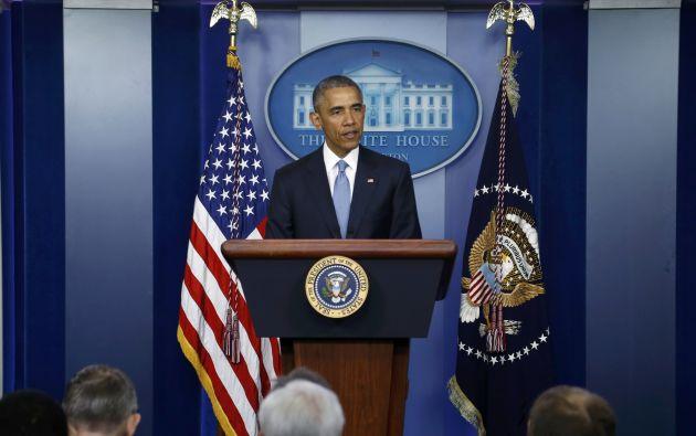 """Según Obama, ese operativo fue """"totalmente coherente"""" con los principios que guían las operaciones antiterroristas de EE.UU.   FOTO: REUTERS."""