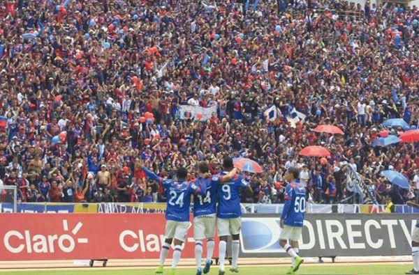 El robo se produjo cuando Deportivo Quito disputaba un encuentro de torneo local.