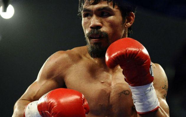 La pelea del siglo. El combate entre Mayweather y Manny Pacquiao generará alrededor de 400 millones de dólares.