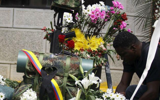 Santos dijo confiar en que las FARC pidan perdón por lo ocurrido en el Cauca y por otros crímenes. Foto: REUTERS