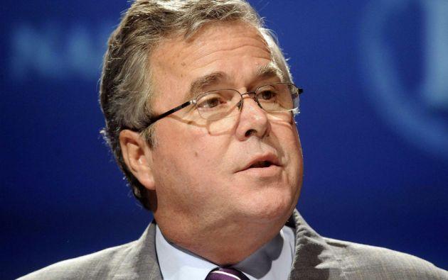 El nombre de Jeb Bush se baraja como posible candidato a las primarias republicanas para las elecciones presidenciales de 2016 en EE.UU. Foto: REUTERS